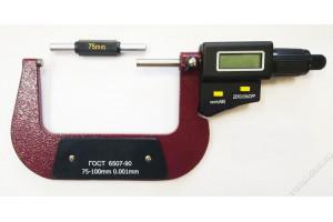 Микрометр МК Ц100-1 ГОСТ 6507-90