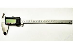 Штангенциркуль ШЦЦ-I-200-0,01 ГОСТ 166-89 нерж.