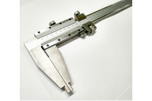 Штангенциркуль ШЦ-III-250-630-0,1 ГОСТ166-89 нерж.