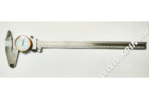 Штангенциркуль ШЦК-I-300-0.02 ГОСТ166-89 нерж.
