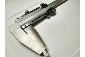 Штангенциркуль ШЦ-III-400-0.1-1 ГОСТ166-89 нерж.