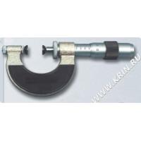Микрометр для измерения мягких материалов МВП 25