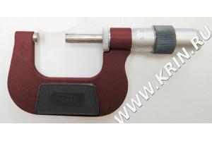 Микрометр гладкий МК 50 кл.2
