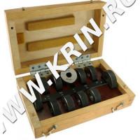Кольца образцовые мод.929.4 (18-50мм) 4разряда
