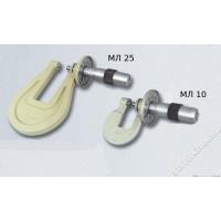 Микрометр листовой МЛ-25 кл. 2
