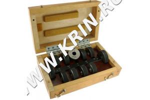 Кольца образцовые мод.929.3 (10-18мм) 4разряда
