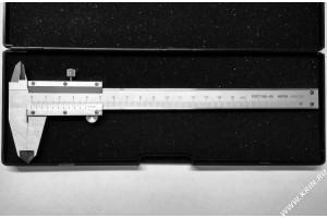 Штангенциркуль ШЦ-I-150-0,05 ГОСТ 166-89 нерж.