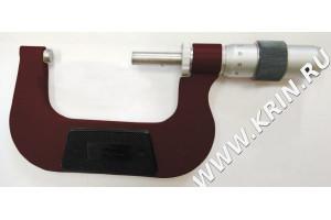 Микрометр гладкий МК 75 кл.2